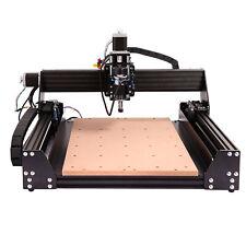 New 4040cnc Spindle Portable Desktop Router Carving Machine Kit Usb Port 110v