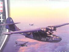 Catalina PBY-5A Flugboot  - Revell Flugzeug  Bausatz 1:72   -  03902     #E