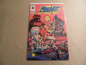 Magnus Robot Fighter #24 (Valiant 1993) Free Domestic Shipping