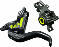 Magura MT8 SL Disc Brake and 1-Finger Carbolay Lever, Front or Rear with 2000...