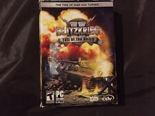 BLITZKRIEG 2 Fall of the Reich PC NEW IN BOX