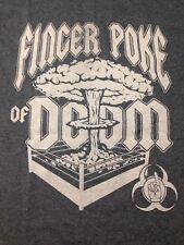 Pro Wrestling Tees Crate Shirt Finger Poke Of Doom Small S Hulk Hogan Kevin Nash
