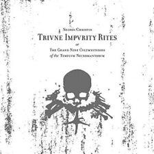 NECROS CHRISTOS - Triune Impurity Rites  (2-LP) DLP