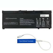 NEW SR04XL REPLACEMENT BATTERY FOR HP OMEN 15-CE 15-DC 15.4V 70WH 917724-855