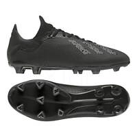 Adidas X 18.3 FG men's football boots soccer shoes DB2185 firm ground core black