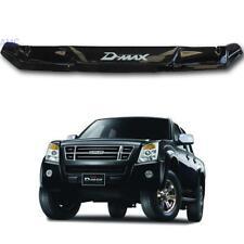 FIT 2007+ Isuzu Dmax Colorado D-Max Holden Bonet Bug Guard Protector Black Big