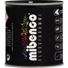 mibenco 72829005 Flüssiggummi Pur, 175 g, Schwarz Matt - Schutz und Isolation zu