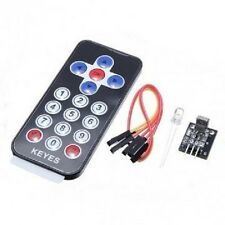 Infrared IR Receiver Module Wireless Remote Control Kit For Arduino By Atomic Ma