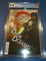 DCeased Dead Planet #3 Putri Variant CGC 9.8 NM/M Gorgeous Gem Wow