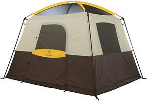 ALPS Outdoorz Browning Big Horn Tent - Grey/gold - 5 Person