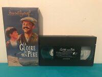 La gloire de mon pere  VHS tape & sleeve FRENCH
