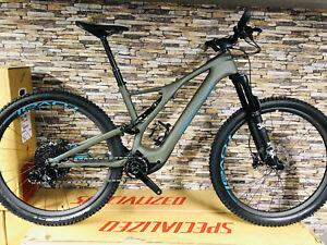 E-Bike MTB Carbon SPECIALIZED TURBO LEVO SL EXPERT CARBON 2020 Size M Test