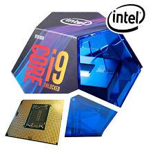 Intel Core i9-9900K  CPU Prozessor - 9.Generation - 3,6 GHz - LGA 1151 BOX Intel
