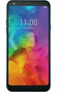 *BRAND NEW IN BOX LG Q7+ THINQ SMARTPHONE T-MOBILE 64GB BLUE*