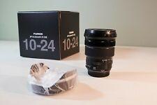 Fujifilm Fujinon XF 10-24mm F/4-22 OIS R Lens Like New!