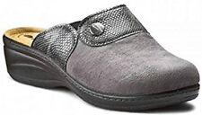 Inblu Pantofole Ciabatte da Donna Art. Kl-65 ecopelle Blu slippers 38