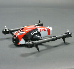 Ares Line Crossfire Number 24 RC Racing Drone Unboxed Used for Spares & Repairs