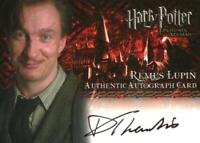 Harry Potter and the Prisoner of Azkaban David Thewlis Autograph Card