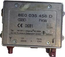 * AUDI A3 ï, A4 B8, A5, A6, A8 D3, Q7, R8, TT mk2 - 2 Vie Segnale Amplificatore 8J0035456A