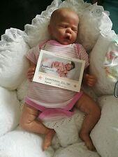 baby reborn, Josephine by Cassie Brace