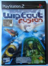 WIPEOUT FUSION PS2 PLAYSTATION TWO EDIZIONE ITALIANO NUOVO