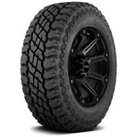 4-LT255/80R17 Cooper Discoverer S/T Maxx 121/118Q E/10 Ply BSW Tires