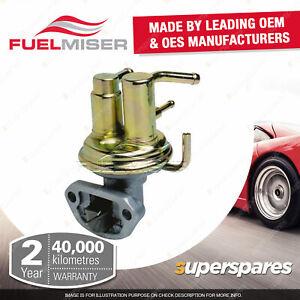 Fuelmiser Fuel Pump Mechanical for Holden Jackaroo Rodeo Brand New