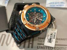 25309 Invicta Reserve JT HOF Bolt Zeus Ltd Ed 53mm Quartz Chrono Bracelet Watch