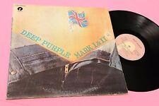DEEP PURPLE 2LP MARK I & II ITALY 1981 EX++ ! GATEFOLD COVER