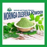 ✅ MORINGA OLEIFERA Leaf Powder - Premium Quality - 100% Certified Organic