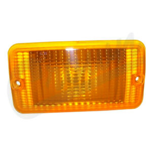 Parking Light Front Left for Jeep Wrangler TJ 1997-2003 55156489AA Crown