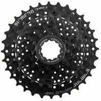 Shimano CS-HG31-8 8-Speed Cassette 11-34T Mountain Bike MTB Bicycle Parts