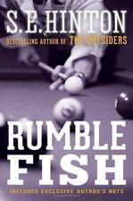 Rumble Fish, S.E. Hinton | Paperback Book | 9780385375689 | NEW