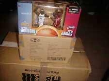 MCFARLANE NBA 2-PACK BOXED SET*C. ANTHONY  & L. JAMES**FACTORY SEALED CASE(2 ct)