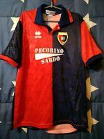 Cagliari 1994-1995 Home Football Shirt Jersey SIZE M-L