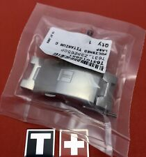 New In Package Original Tissot T-Touch Polished Titanium Clasp T631.Z352650P