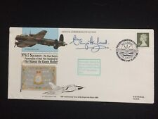 Signed 617 Squadron The Dam Busters 70th Anniversary Cover DGL Heywood