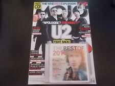 U2 - Mojo Magazine 2015 with CD