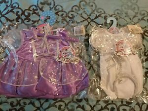 """Teddy Mountain 16"""" & 8"""" Clothes Costume Outfit - NEW See Pictures"""
