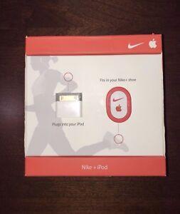 Nike + Apple iPod Sport Kit Wireless Running Shoe Outdoor Sensor MA692LL/E