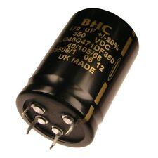 Netzteil Elko 4 Pins snap-in 470µF Kondensator 470uF 350V BHC ALC40 700745