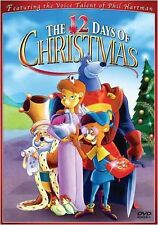 NEW DVD // Twelve Days of Christmas //  Featuring the Voice of Phil Hartman