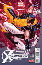 X-TERMINATION (2013) #1 NM PART ONE ED MCGUINNESS COVER