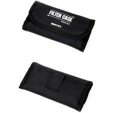 Brand New Filter protector case wallet Organizer Bag 52mm 58mm 62mm Waist /S
