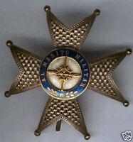 España medalla condecoracion Orden San Fernando 1ª Clase Gran Cruz