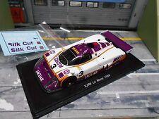 Jaguar xjr9 xjr 9 Le Mans 1988 #3 pescarolo watson Boesel silk cut spark 1:43