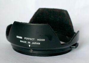 Sigma 'perfect' hood for 24mm f2.8 lens.