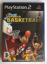 PS2 kidz sports basketball (2004), Royaume-Uni PAL, Brand New & Sony FACTORY SEALED