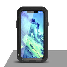 LOVE MEI Shockproof Dust-proof Defender Phone Case Cover for iPhone X