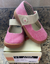 Livie & Luca Pink Sparkle Shimmer Toddler Girl Shoes Size 5 New!!!